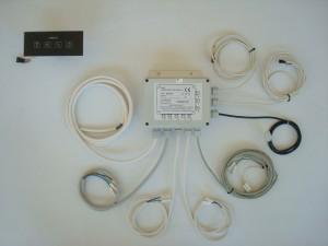 Box Plus con faro LED touch AES