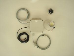 Kit faro a 9 LEDs monocromatico