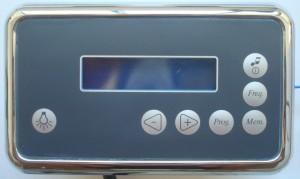 Radio stereo con cromoterapia
